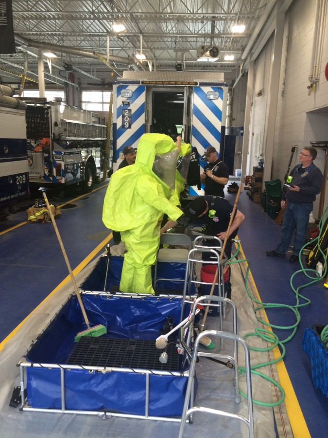 Hazardous Materials Technician Refresher