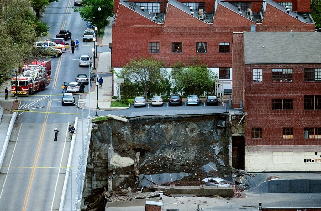 Lancaster County Rescue Task Force responds to Harrisburg Collapse